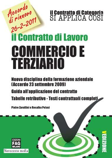 categoria lavori pubblici appalti ccnl commercio e terziario 2011