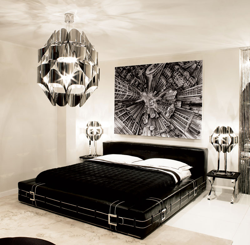 Kids Bedroom Lighting Ideas Black And White Bedroom Bench Interior Design For One Bedroom Condo Unit Bedroom Decor With Mirrored Furniture: IPE CAVALLI PRESENTA COLLEZIONE GRANTOUR