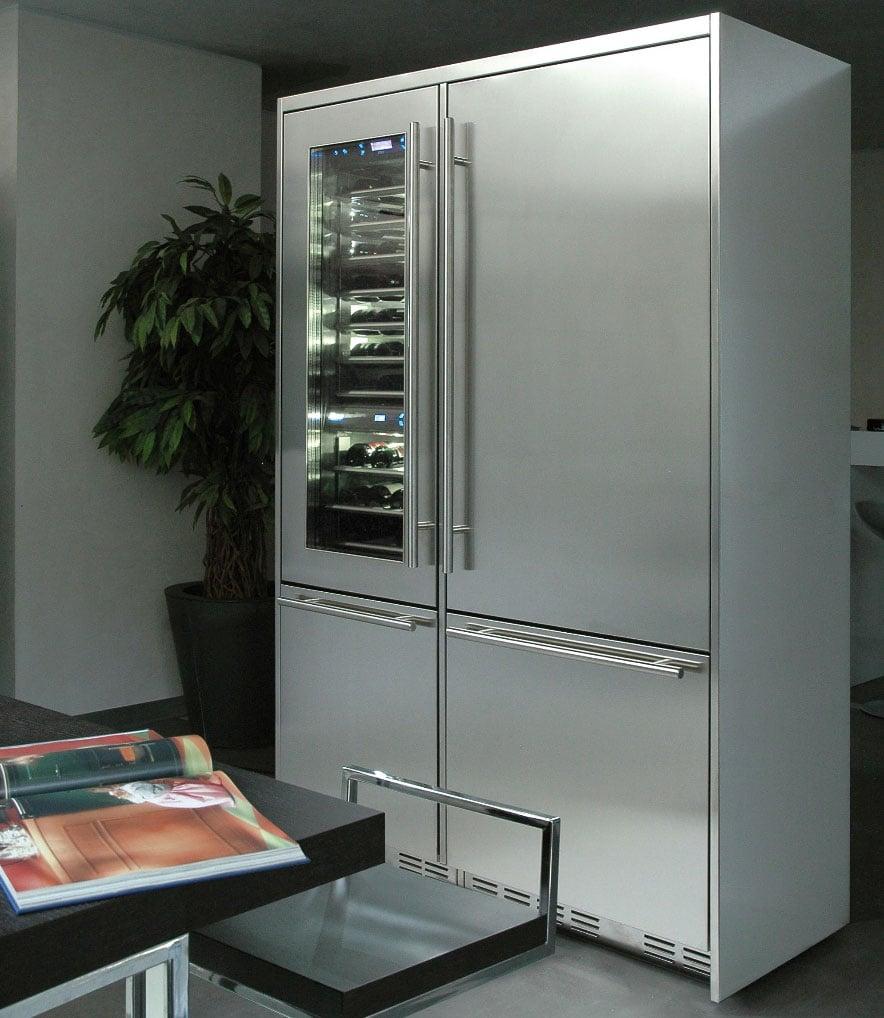 Professional la nuova serie di frigoriferi fhiaba - Frigoriferi di design ...