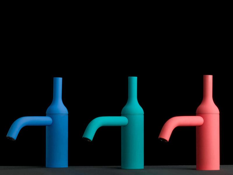 Tocca il colore con ib rubinetterie - Rubinetti bianchi per bagno ...