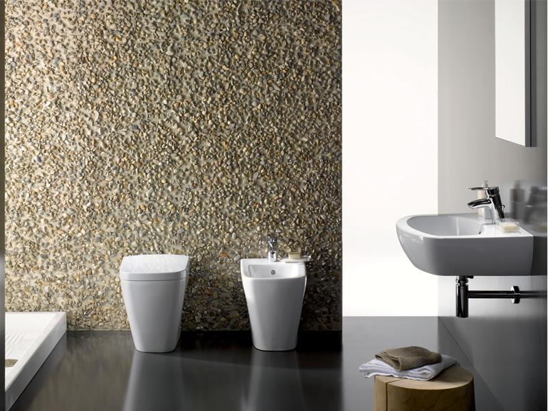 Ceramica dolomite presenta la nuova collezione bagno for Ceramica dolomite