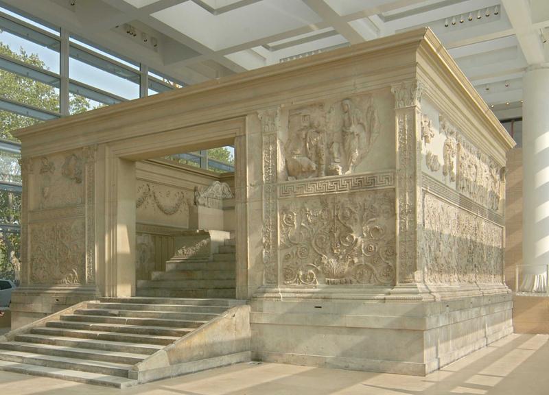 Roma ok alla riqualificazione di piazza augusto for Augusto roma