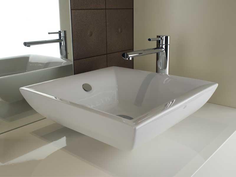"""... del design e crea """" il bagno Gessi """": non solo linee di"""