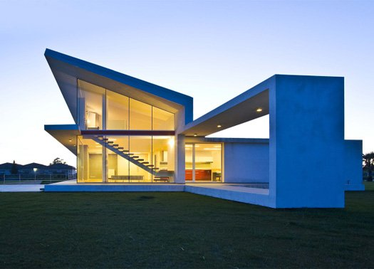Premio quadranti d architettura 2009 for Architecture de villa moderne