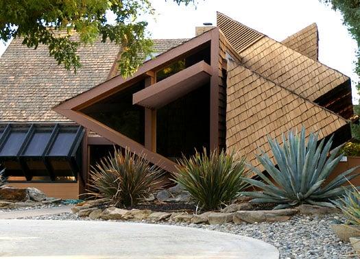 L architettura meditativa di arthur dyson for Franco case dei progetti di lloyd wright