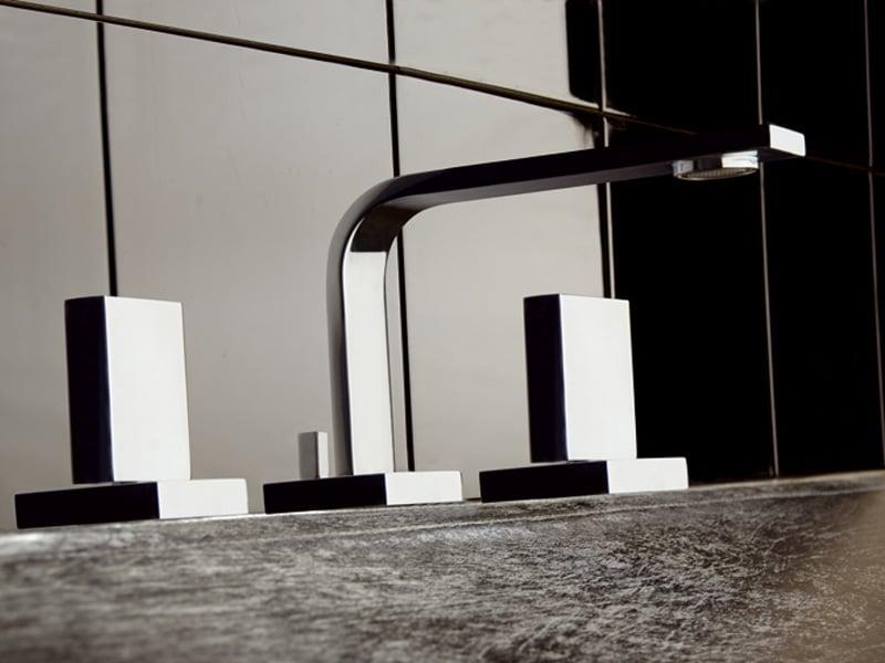 Le nuove linee di rubinetti la torre for Rubinetti bagno design
