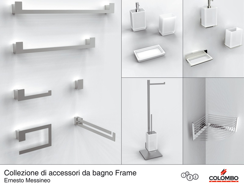 Premiazione colombo design calls for creativity for Accessori per il bagno