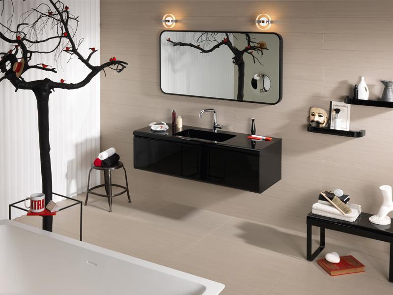 La collezione bagno cover di regia al salone 2010 - Regia mobili bagno ...