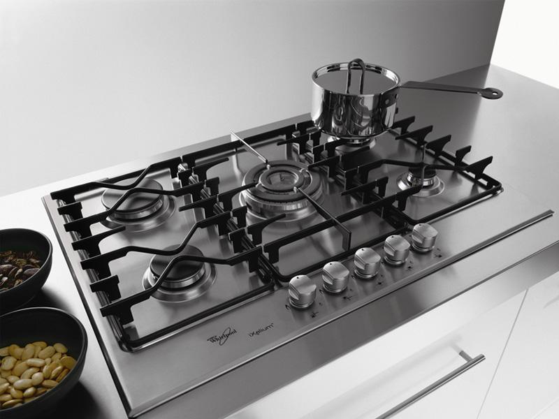 La nuova era dei piani cottura whirlpool - Piani cottura design ...