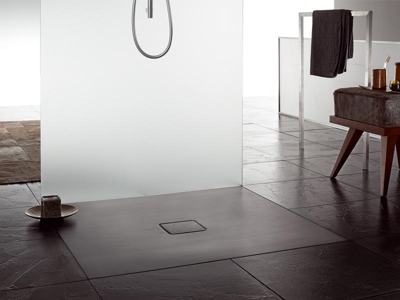 Coordinated colours collection di kaldewei - Installazione piatto doccia filo pavimento ...