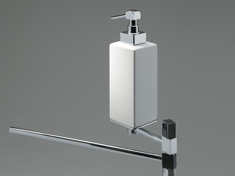 La collezione di accessori bagno glue ad incollo di oml for Oml accessori bagno