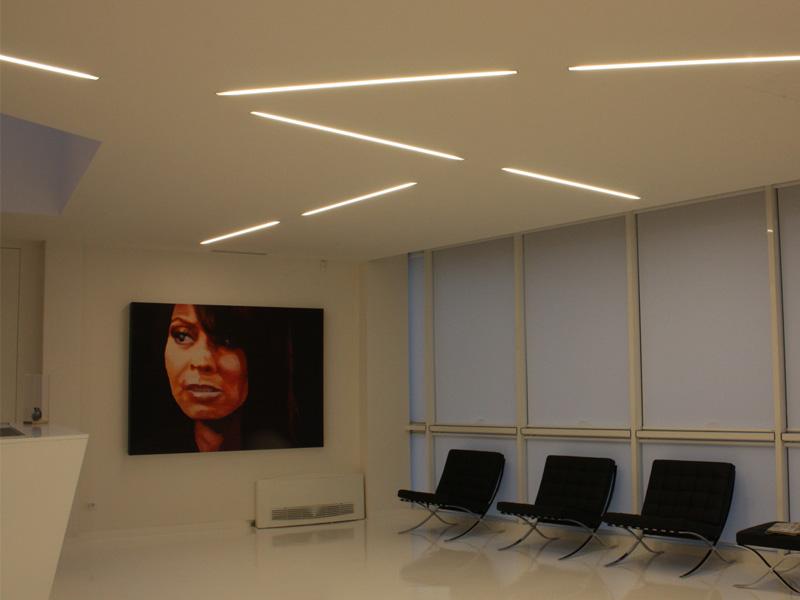 Tagli Di Luce Soffitto: Smart office un open space flessibile e dinamico ? officebit.