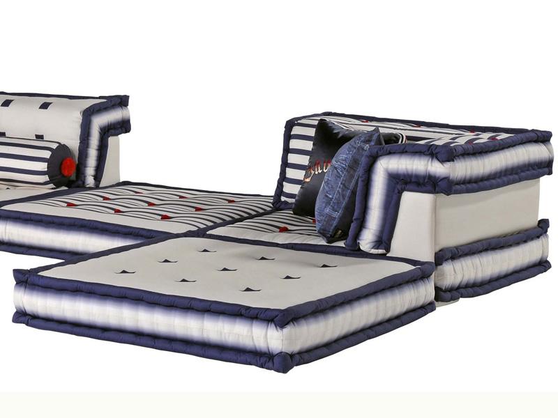Ai saloni 2011 il comfort firmato roche bobois for Mah jong divano