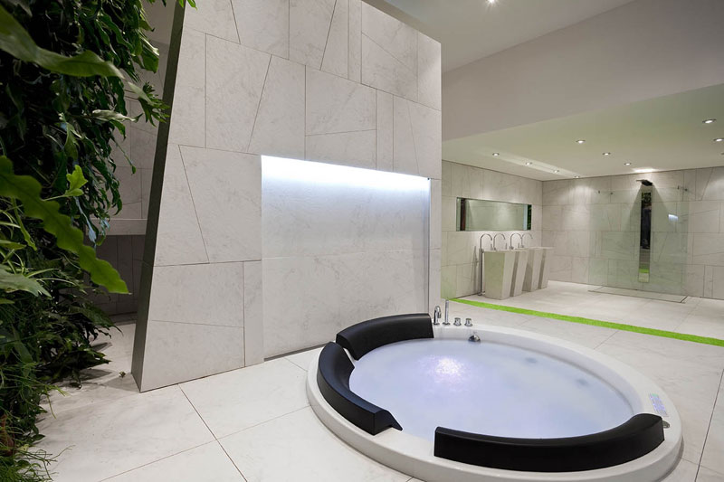 Badezimmer Wellness