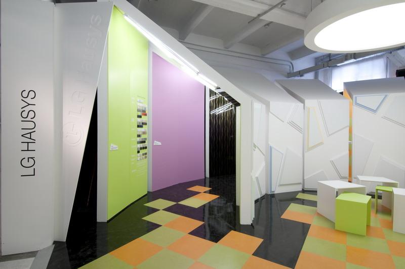 Hi macs al fuorisalone 2011 nelle location vertigo e too late for Aziende arredamento famose