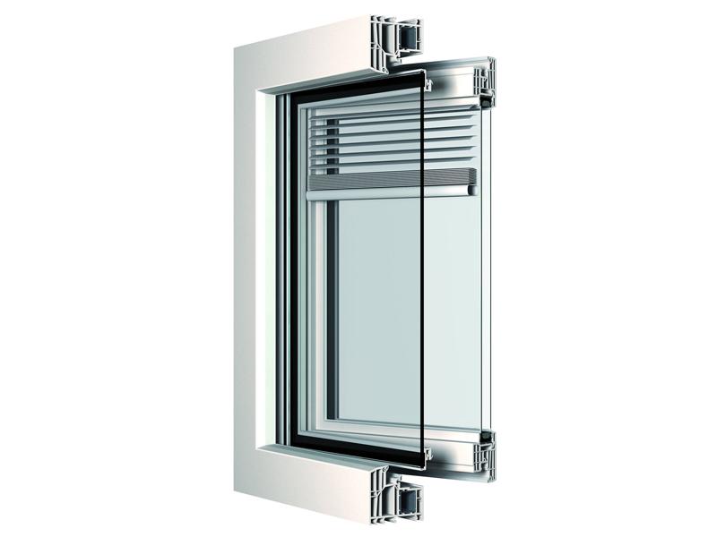 Finstral i serramenti basso emissivi - Veneziana finestra ...