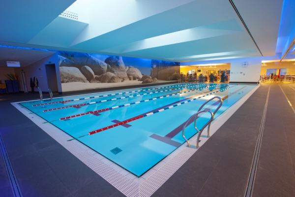 Virgin active piscine castiglione nuove sfide insieme for Piscina kennedy