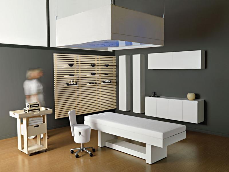 Il benessere olistico con nilo the spa industry for Arredamento spa e centri benessere