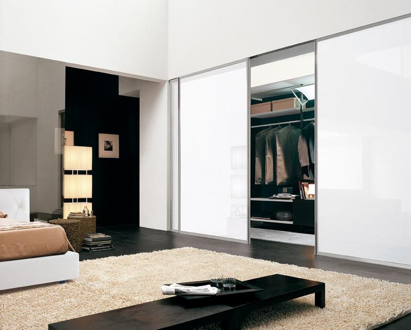 Sistema plana collezione bihome di bertolotto porte for Porte bertolotto