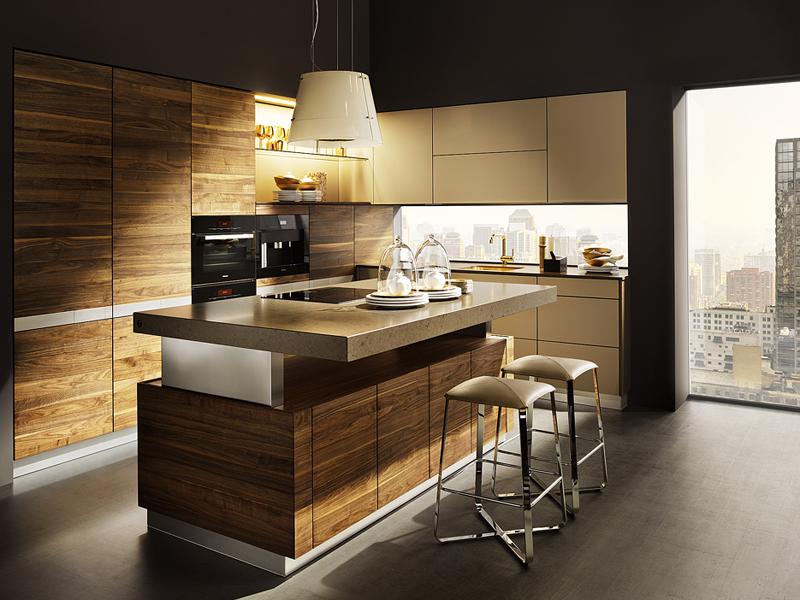 cucine vao e k7 by team 7 - Cucine Loft
