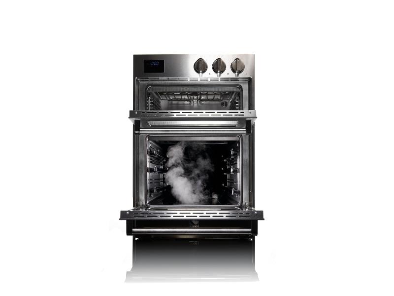 I forni combinati vapore by steel - Piastra refrattaria per forno casalingo ...