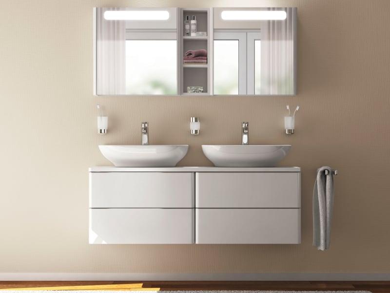 IDEAL STANDARD, Lavabi ACTIVE, rubinetteria ACTIVE, mobile, specchio e ...