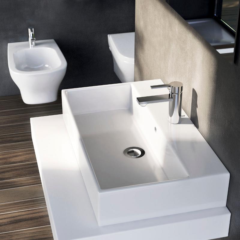 ideal standard lavabo strada rubinetteria neon 1. Black Bedroom Furniture Sets. Home Design Ideas