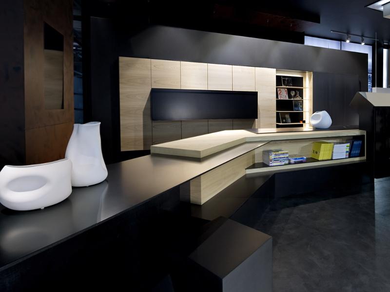 Cucine Hi Tech. Come Arredare Una Cucina Secondo Lube Store With ...