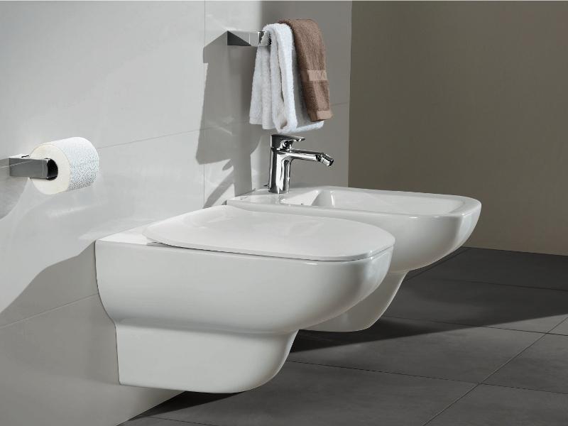 Joyce il bagno con le app by villeroy boch - Vasche da bagno dolomite ...