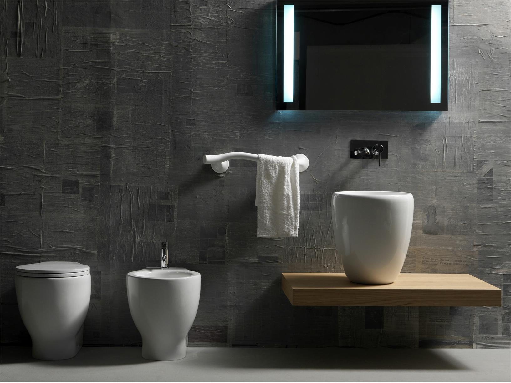 Mondo convenienza rubinetteria boiserie in ceramica per bagno - Miscelatori bagno prezzi ...