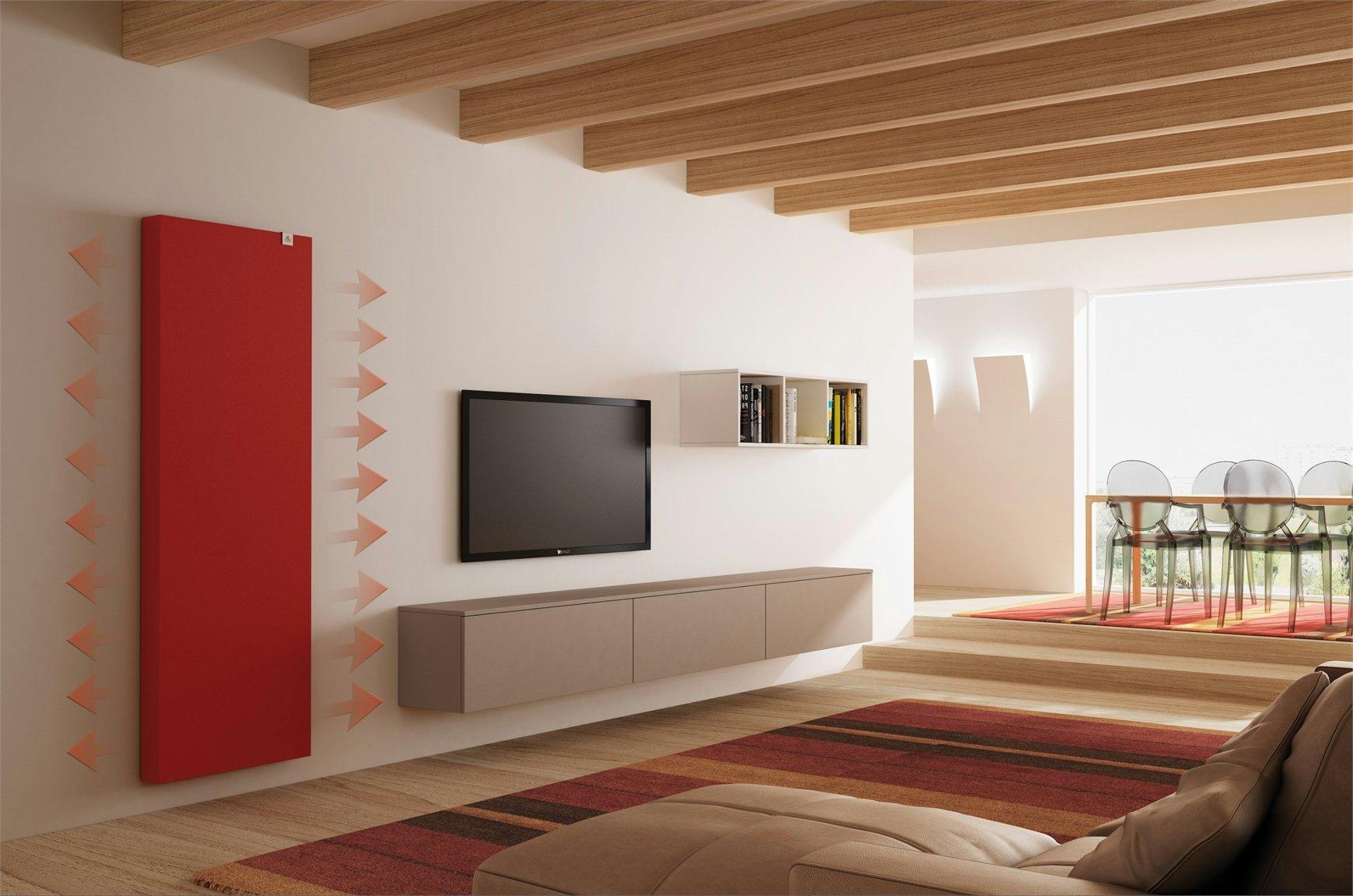 I radiatori irsap dal design ricercato for Radiatori a piastra