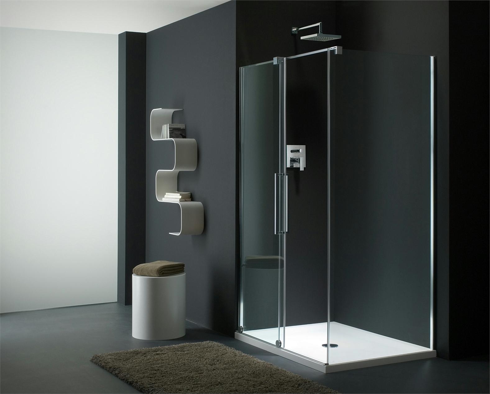 La linea di box doccia s lite by provex - Il box doccia ...