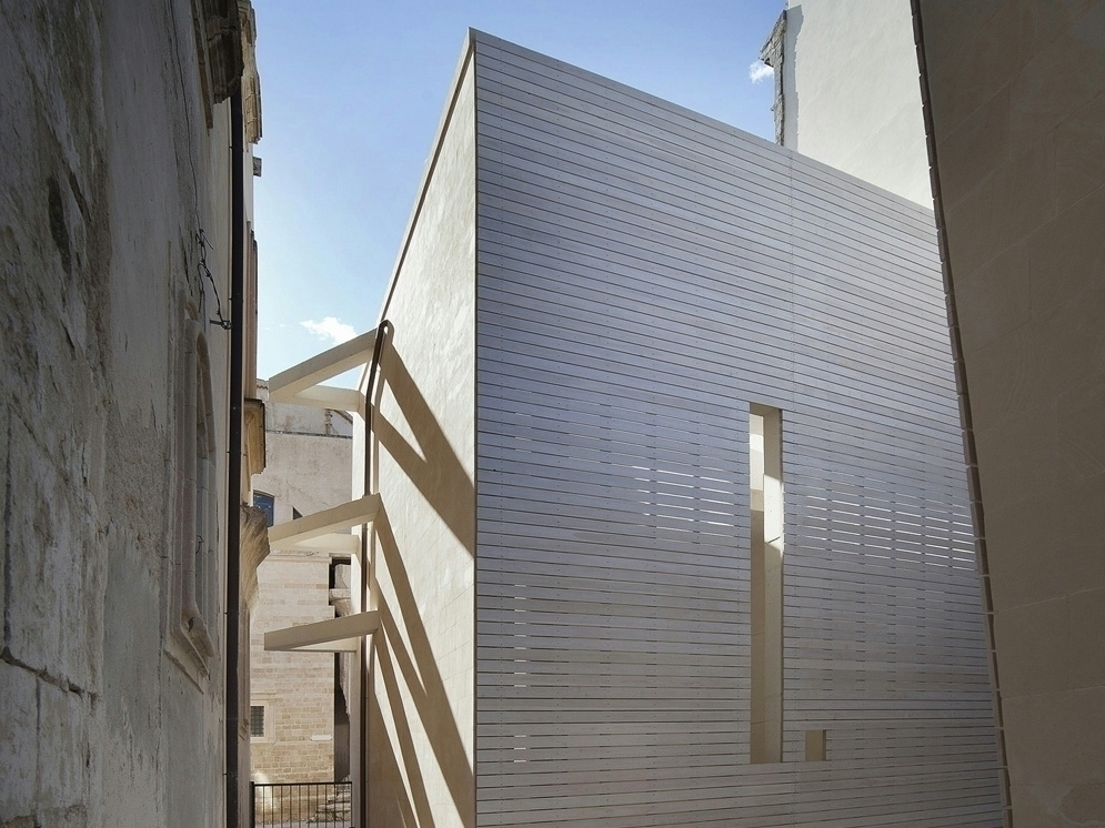 Vincenzo latina medaglia d 39 oro all 39 architettura italiana for Architettura italiana