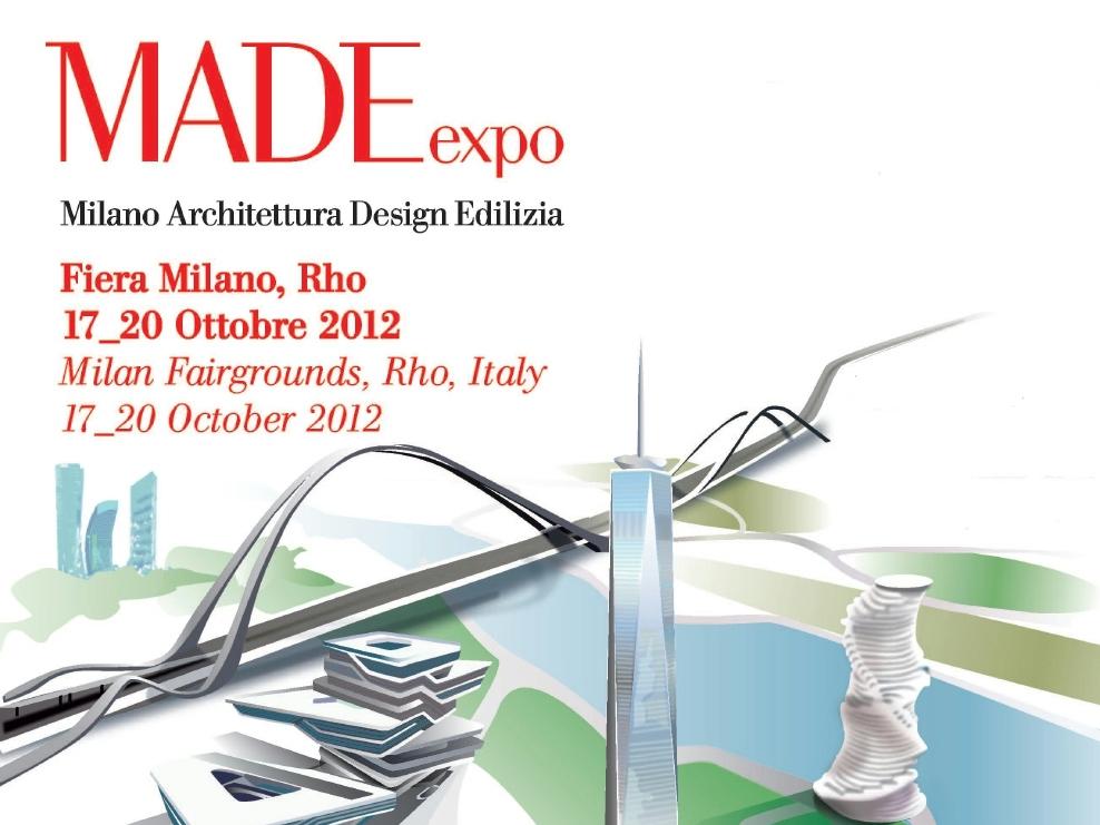 Made Expo In Mostra L Abitare Sostenibile : Fiera milano made expo ha aperto ieri i battenti