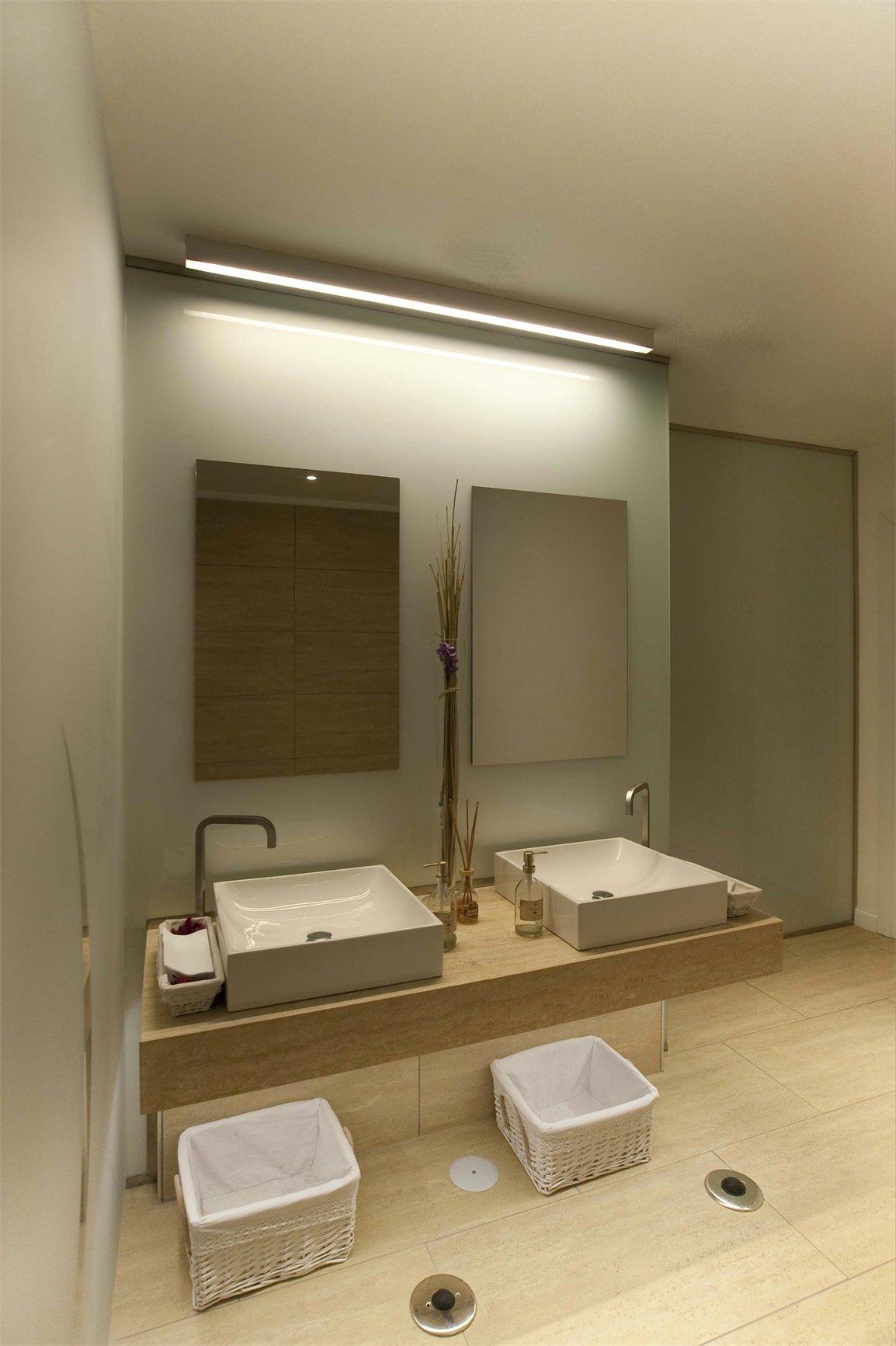 Lampade specchio bagno artemide immagini ispirazione sul - Faretti bagno specchio ...