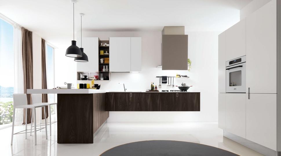Total home design del gruppo euromobil for Euromobil 02