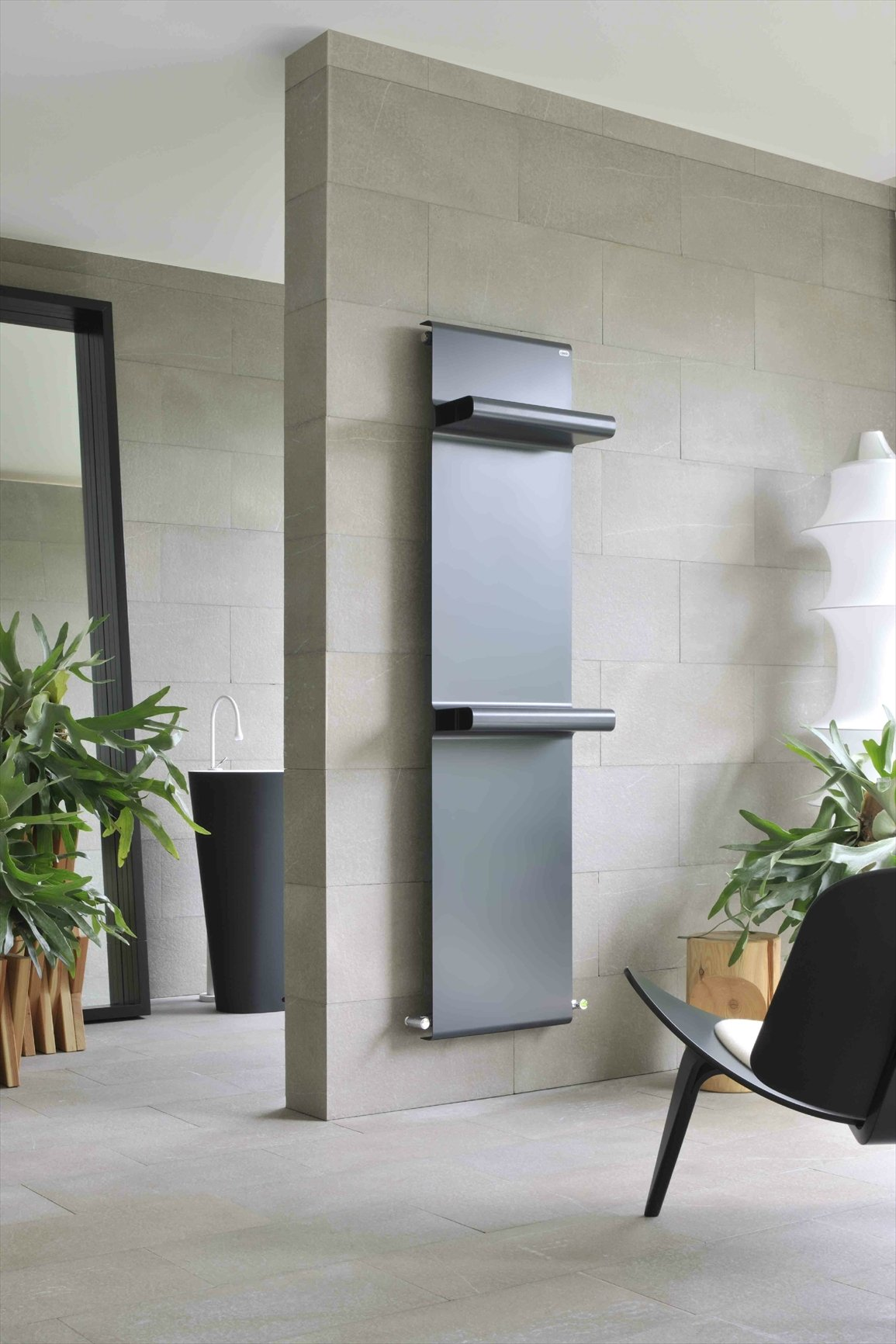 Rebel rude i radiatori di design by caleido for Termoarredo salone