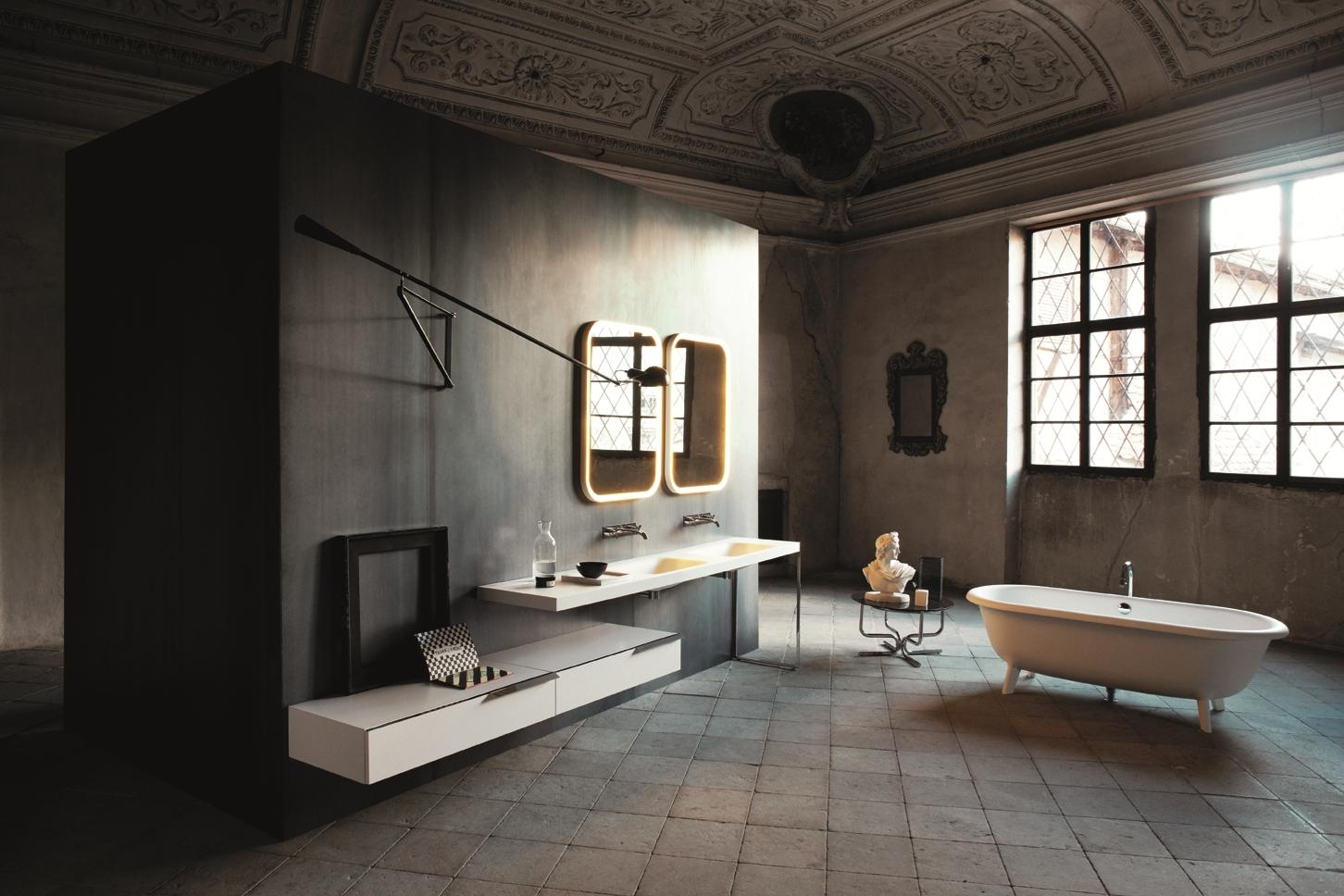 Il nuovo showroom agape a design post - Architetto interni milano ...