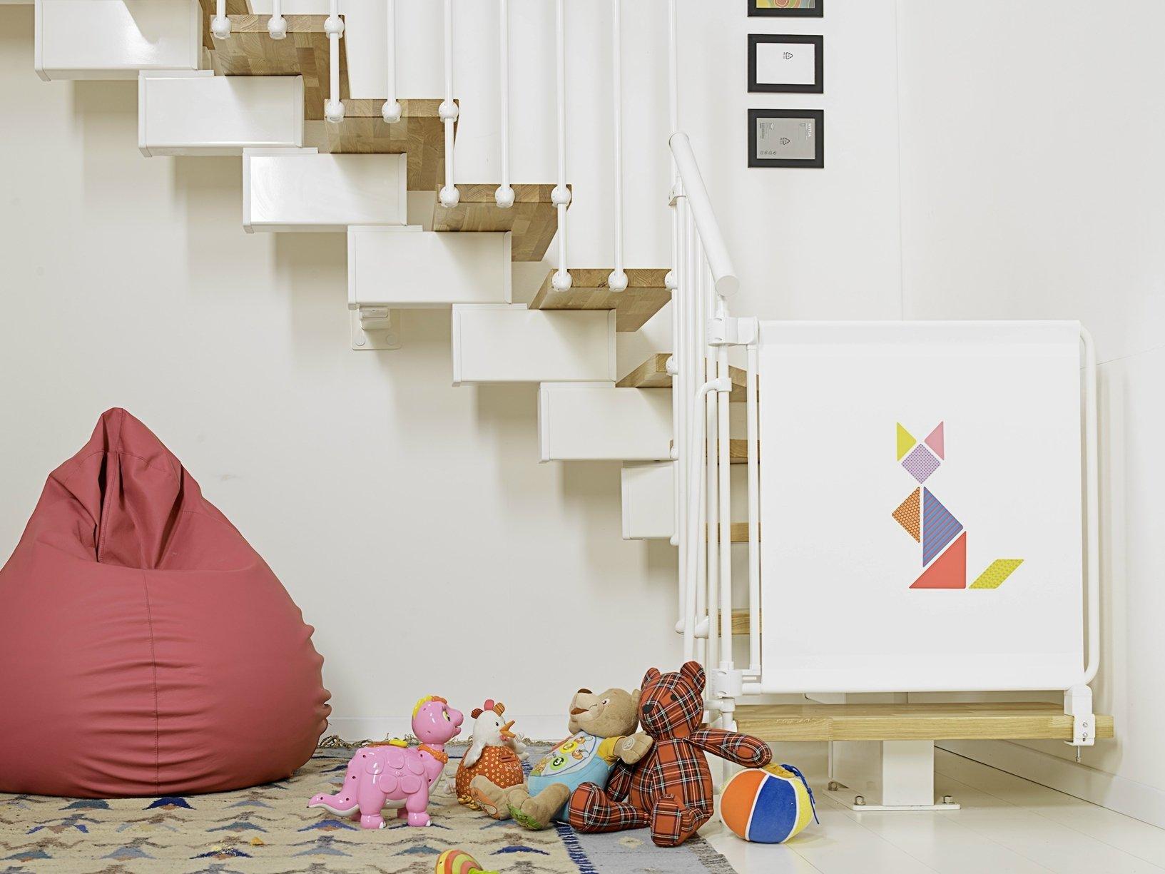 Scale e bambini le soluzioni by fontanot - Cancelletto per bambini ikea ...