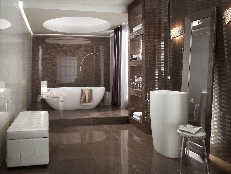 La bellezza del marmo supernatural di fap ceramiche for Bathroom designs johannesburg