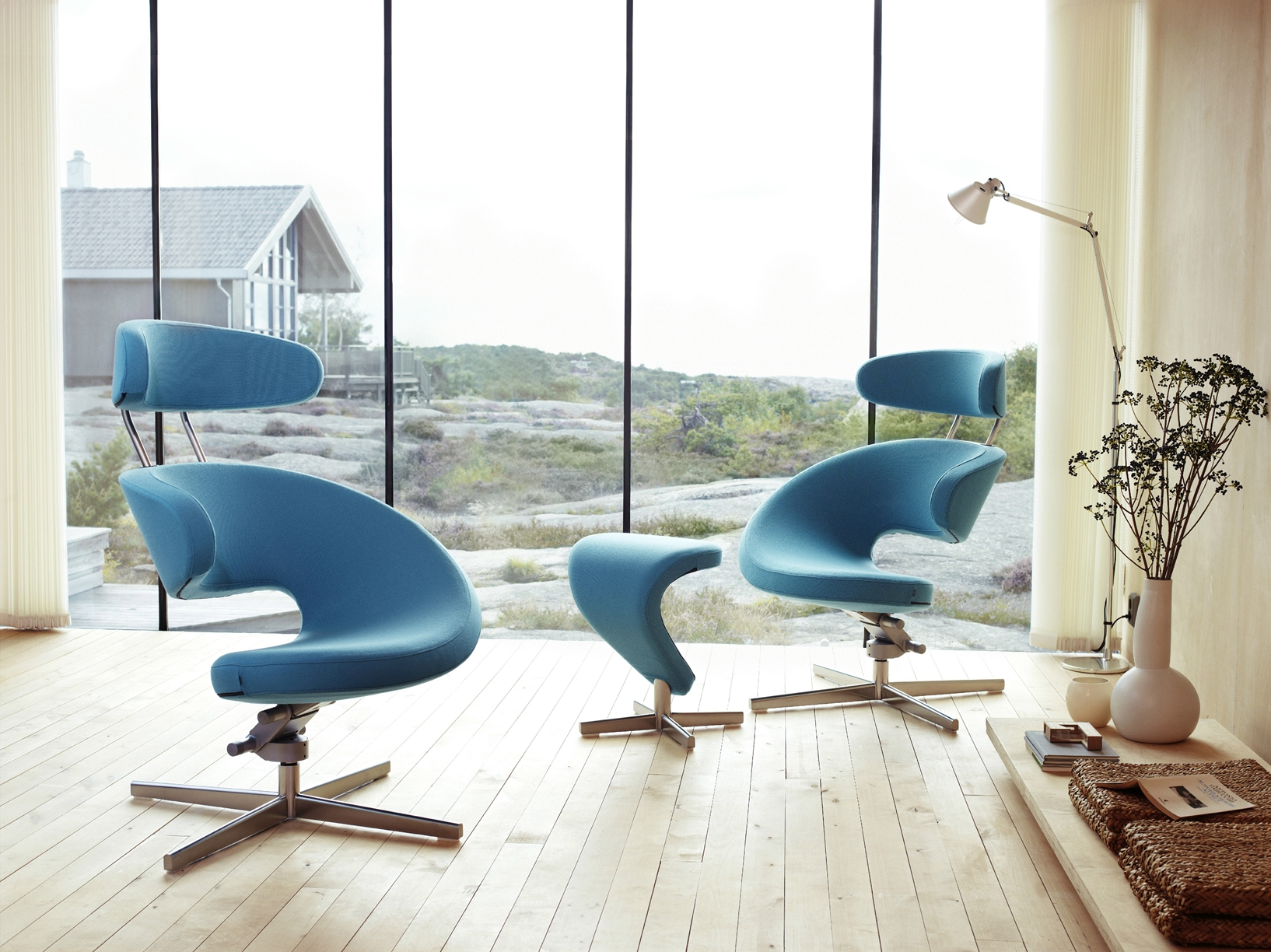 il design norvegese protagonista ai saloni 2013. Black Bedroom Furniture Sets. Home Design Ideas