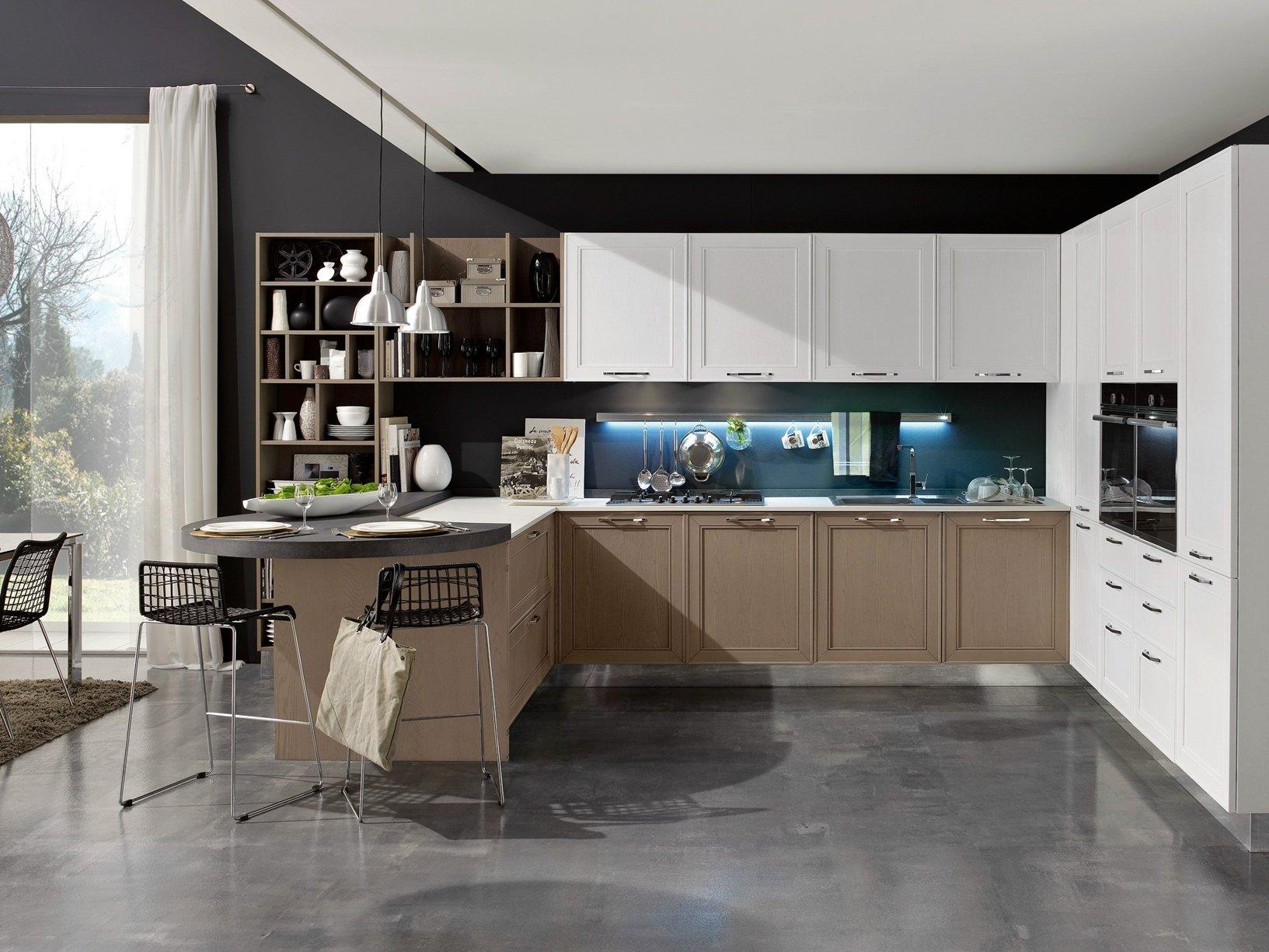 Pin Stosa Cucine Presenta Milly Articoli Di Arredamento On Pinterest #467285 1633 1225 Immagini Di Cucine Stile Americano