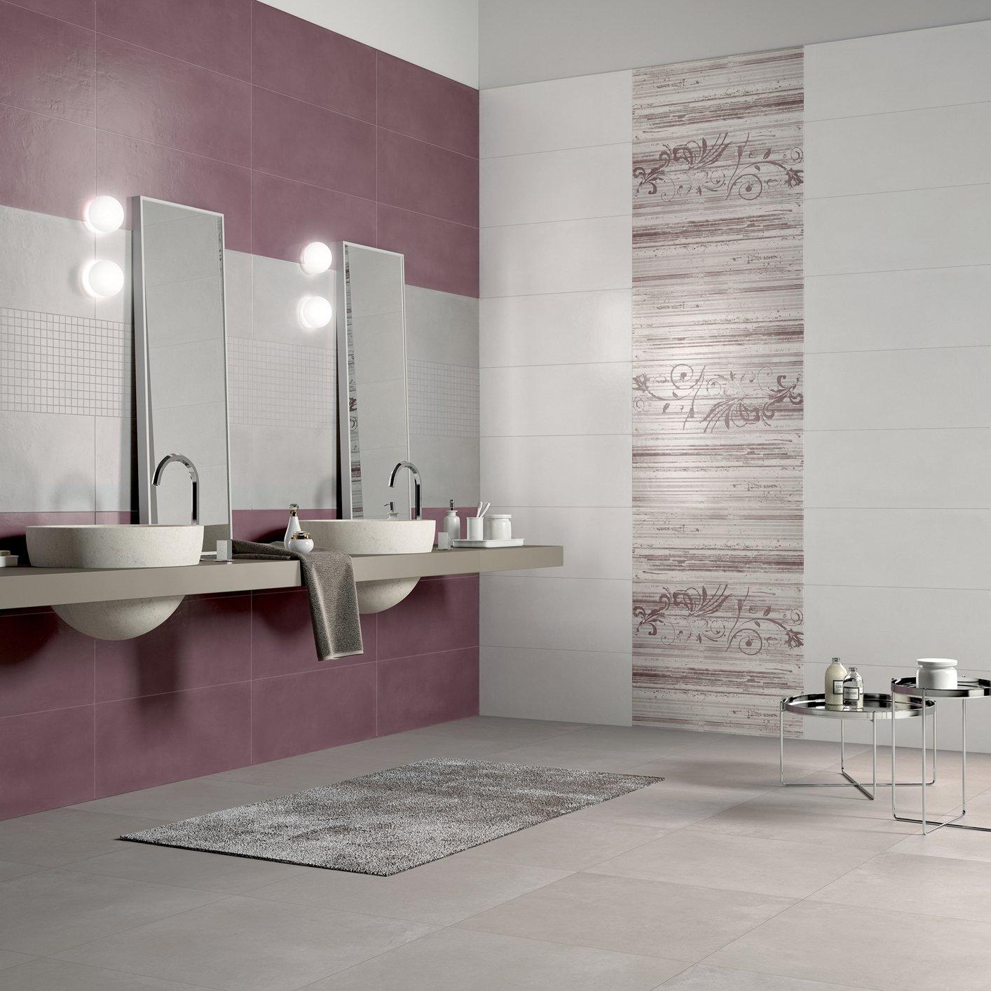 Le ceramiche abk a mosbuild - Ceramiche bagno design ...