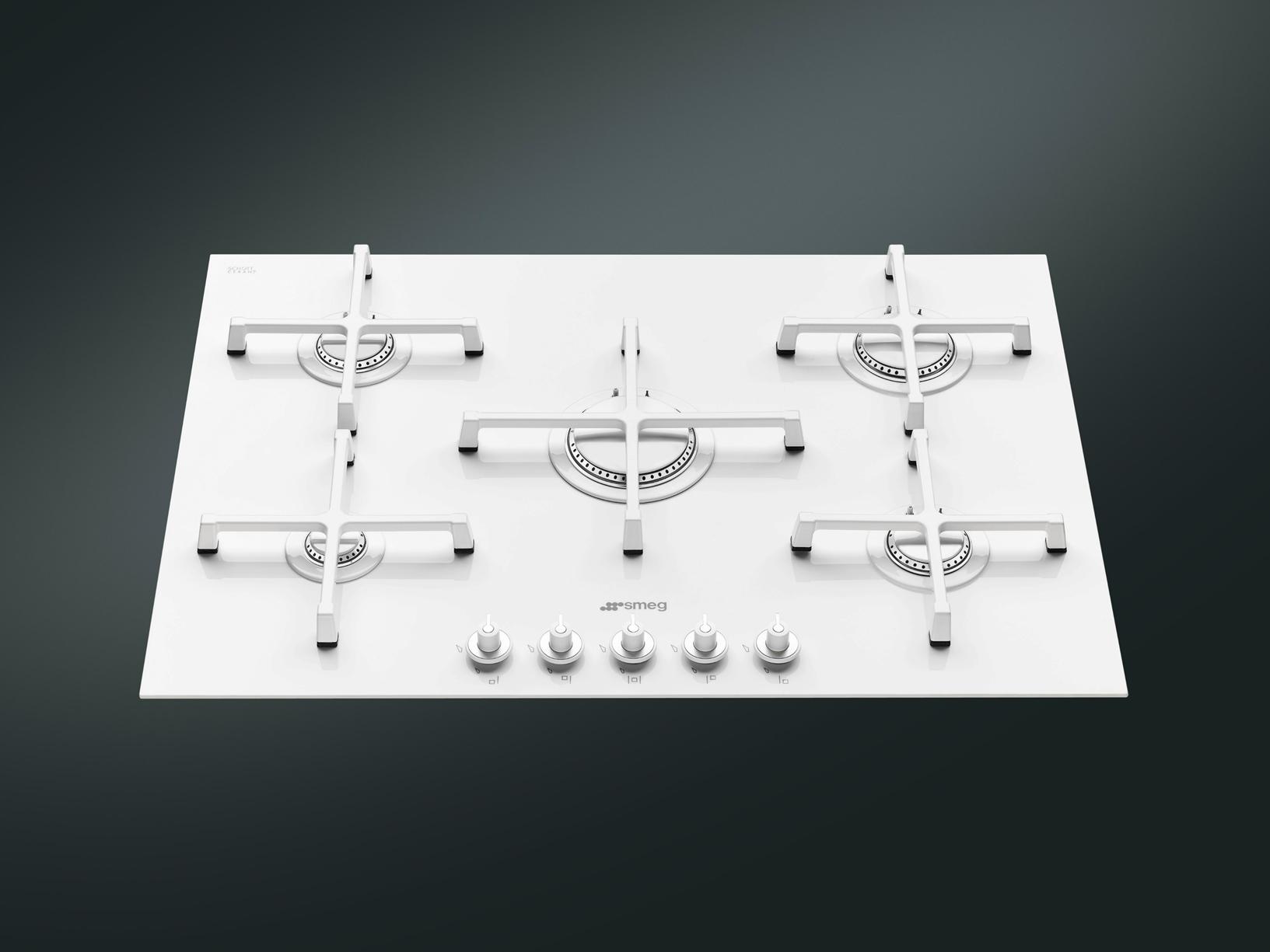 Good design 2012 per il piano cottura smeg in vetroceramica - Cucine in vetroceramica ...