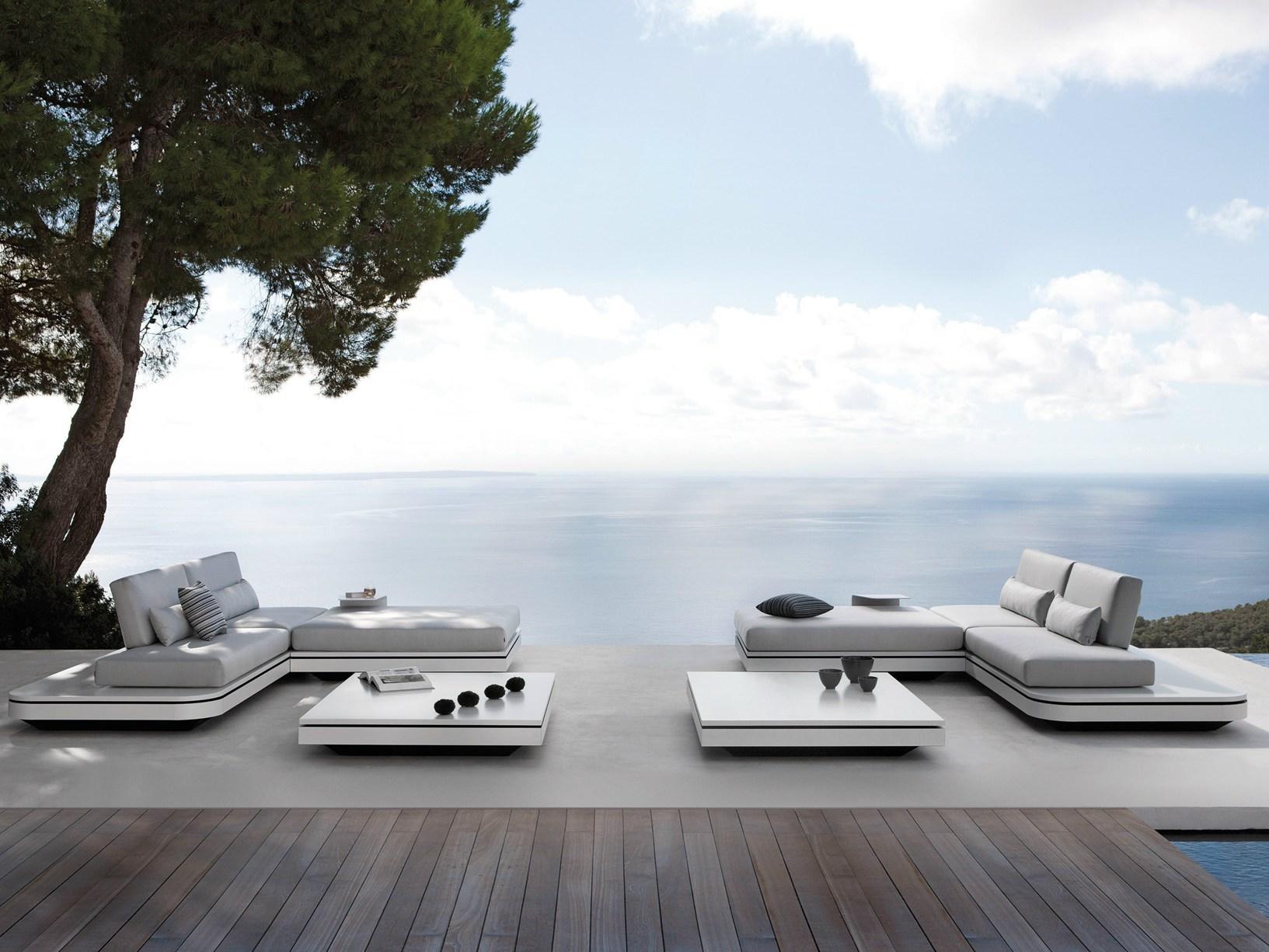 Design minimalista per le novit manutti ai saloni Salon de jardin luxe vendome