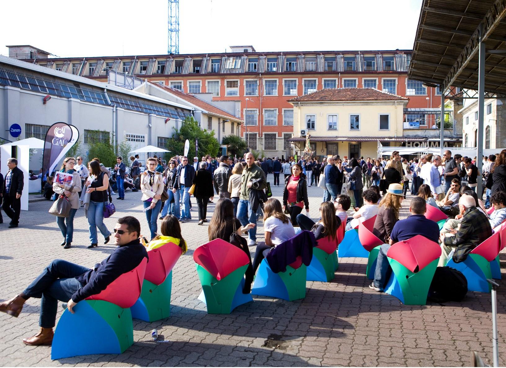 Fuorisalone la terza edizione di tortona design week for Tortona milano