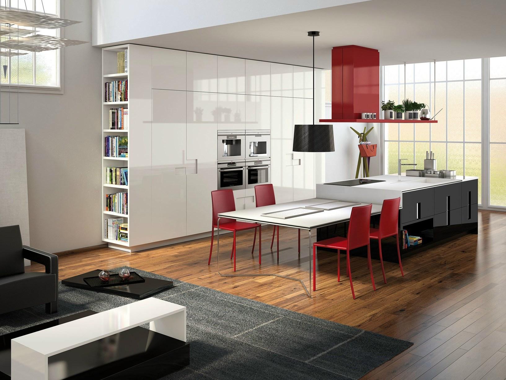 Ernestomeda per le residenze citylife for Design interni appartamenti
