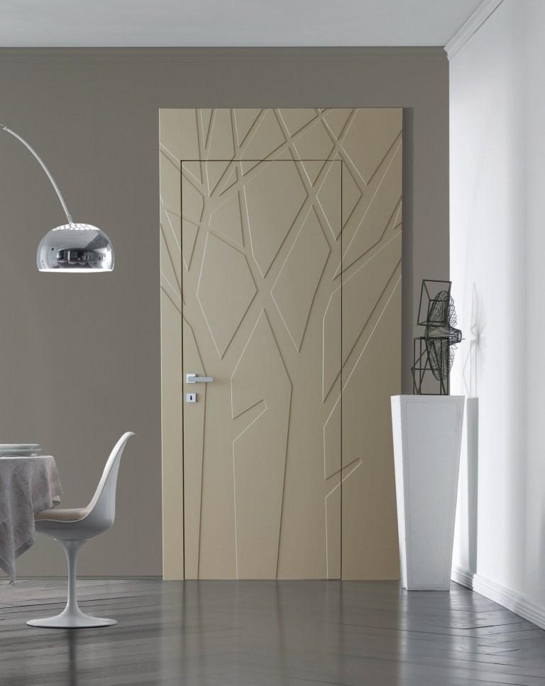 Le novit bertolotto porte per la prima volta ai saloni for Porte d interni design