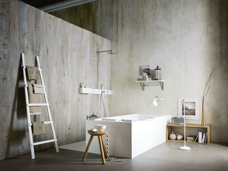 La collezione per il bagno in corian di rexa design for Aziende bagni design