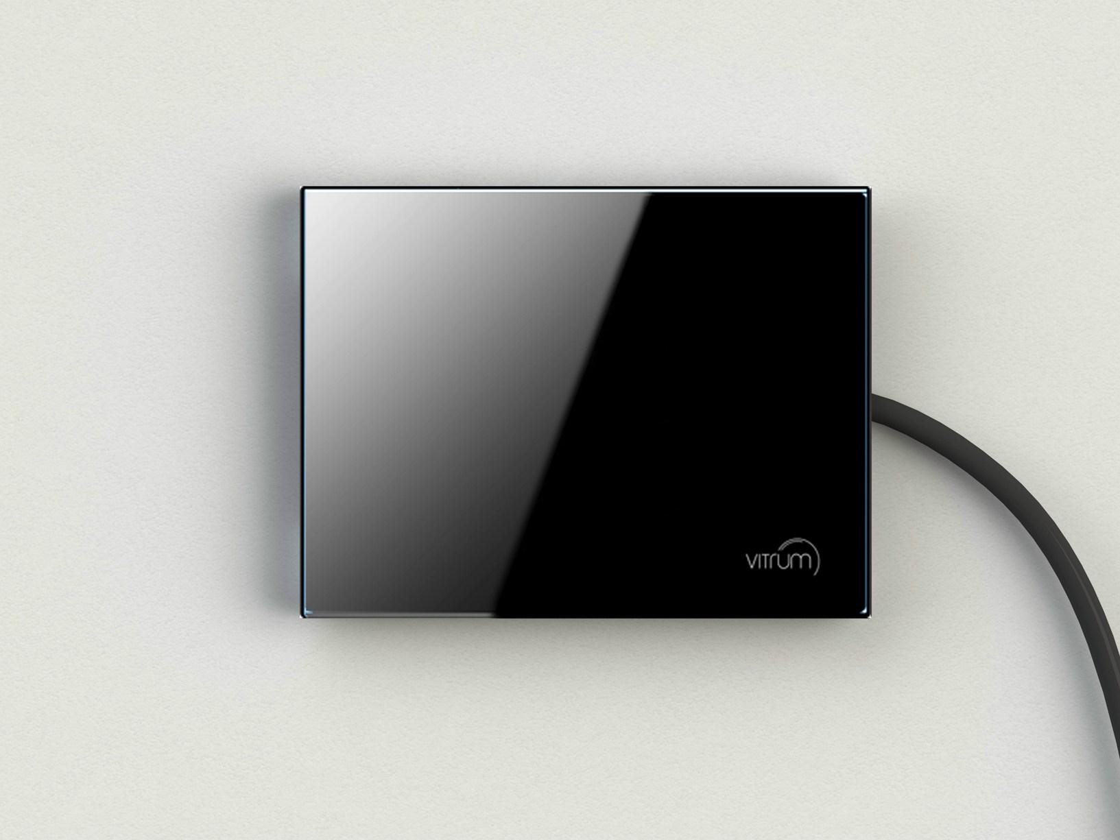 Vitrum presenta la nuova generazione d interruttori for Interruttori touch